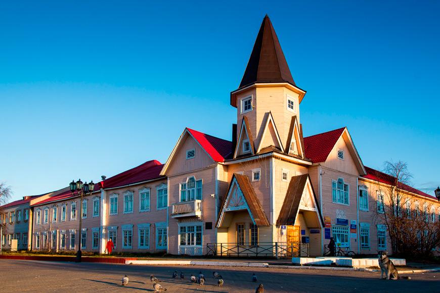 Дистанционно вуз и колледж в Москве из Нарьян-Мара